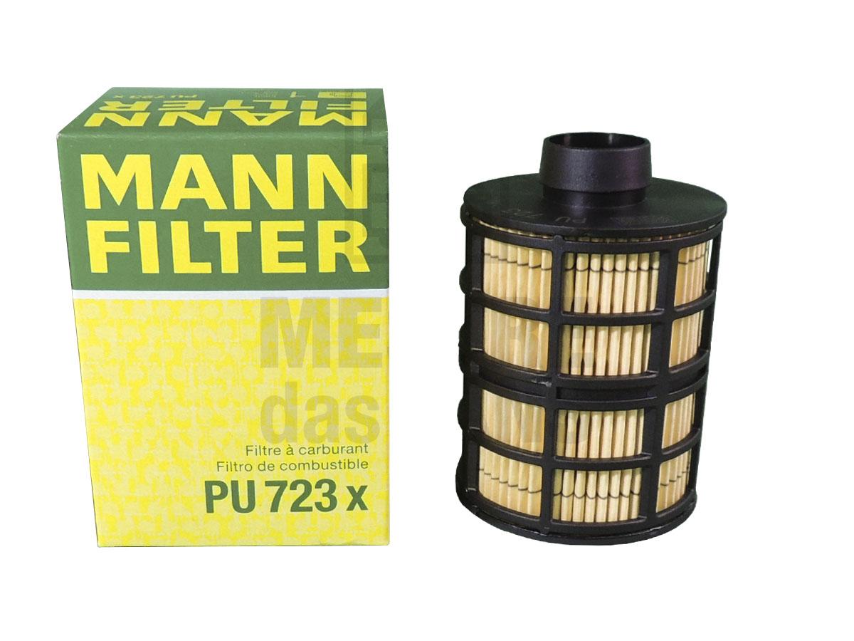 Filtro de combustível Ducato / Boxer / Jumper 05/... Mann