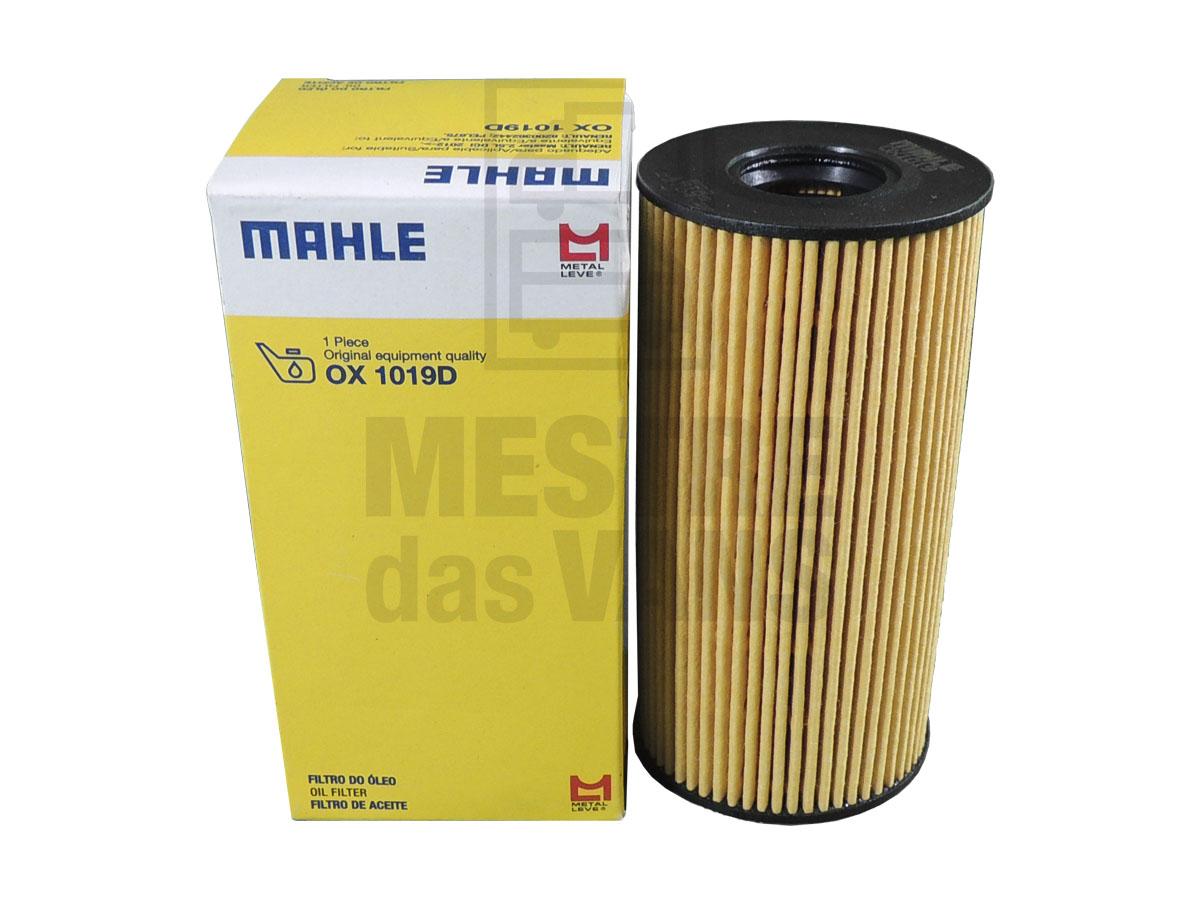 Filtro de óleo Renault Master 2012 e 2013 2.5 16v Metal Leve