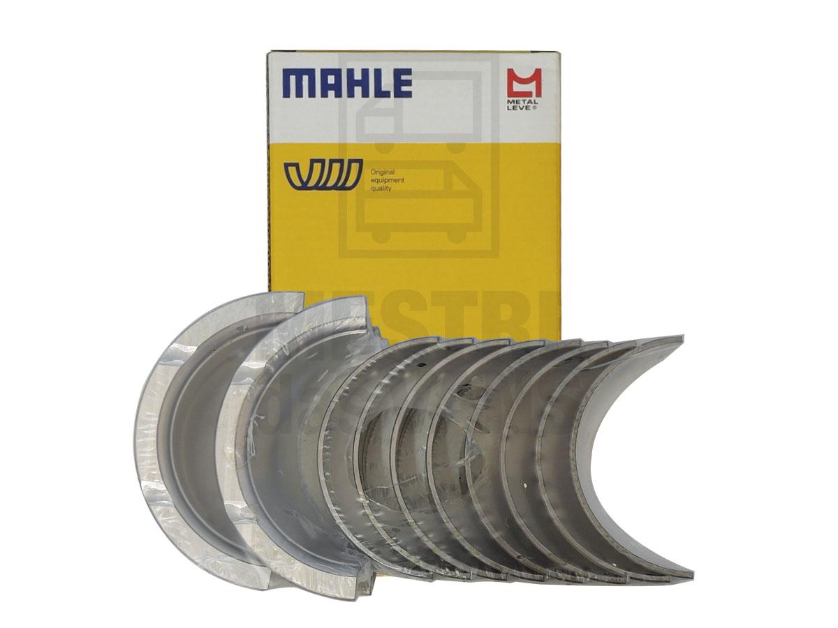 Jogo de Bronzina de mancal 0.50 HR K2500 2.5 8v Metal Leve