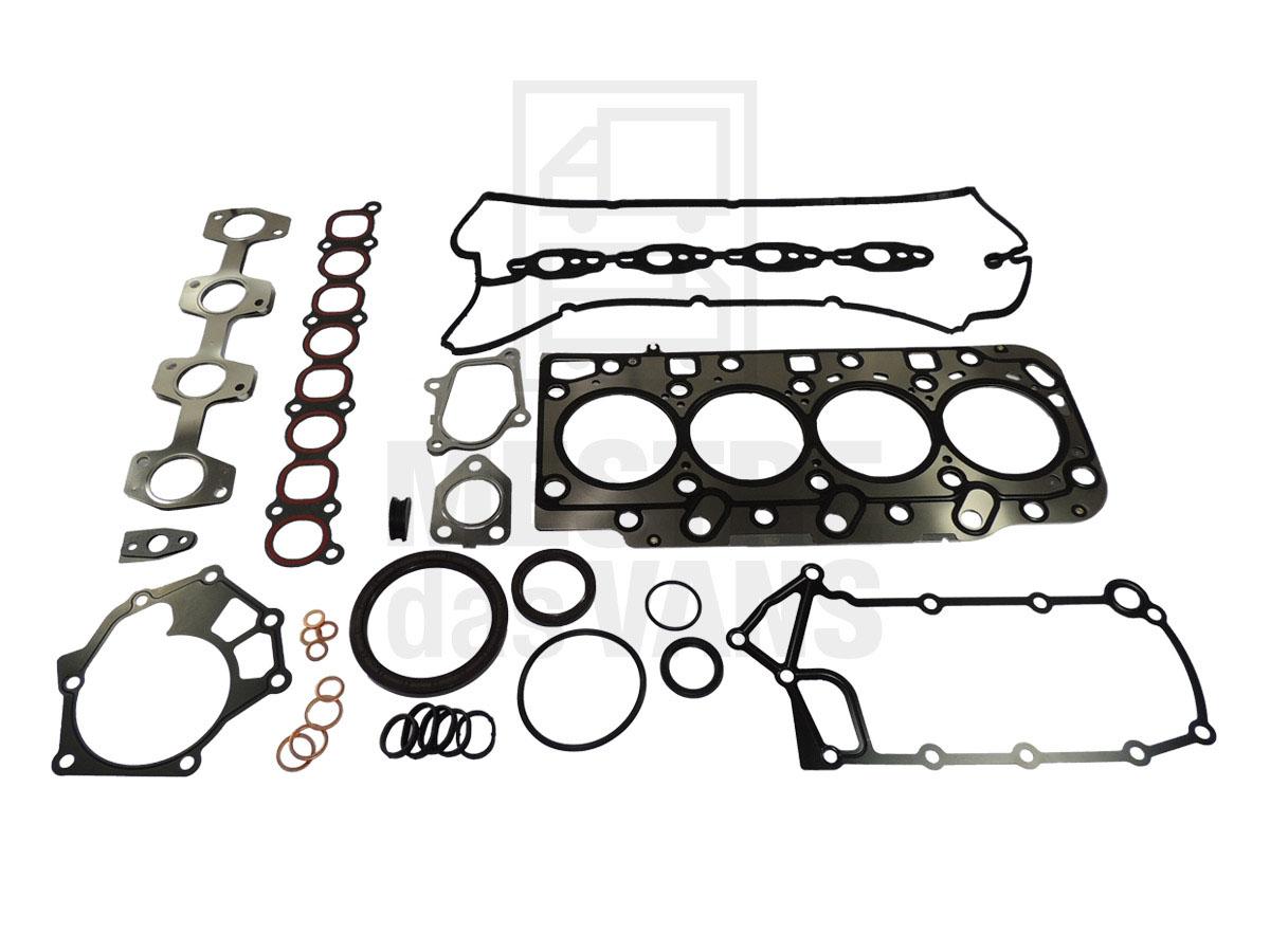 Junta Motor Completa Hr K2500 2.5 16v 2013 em diante Mando