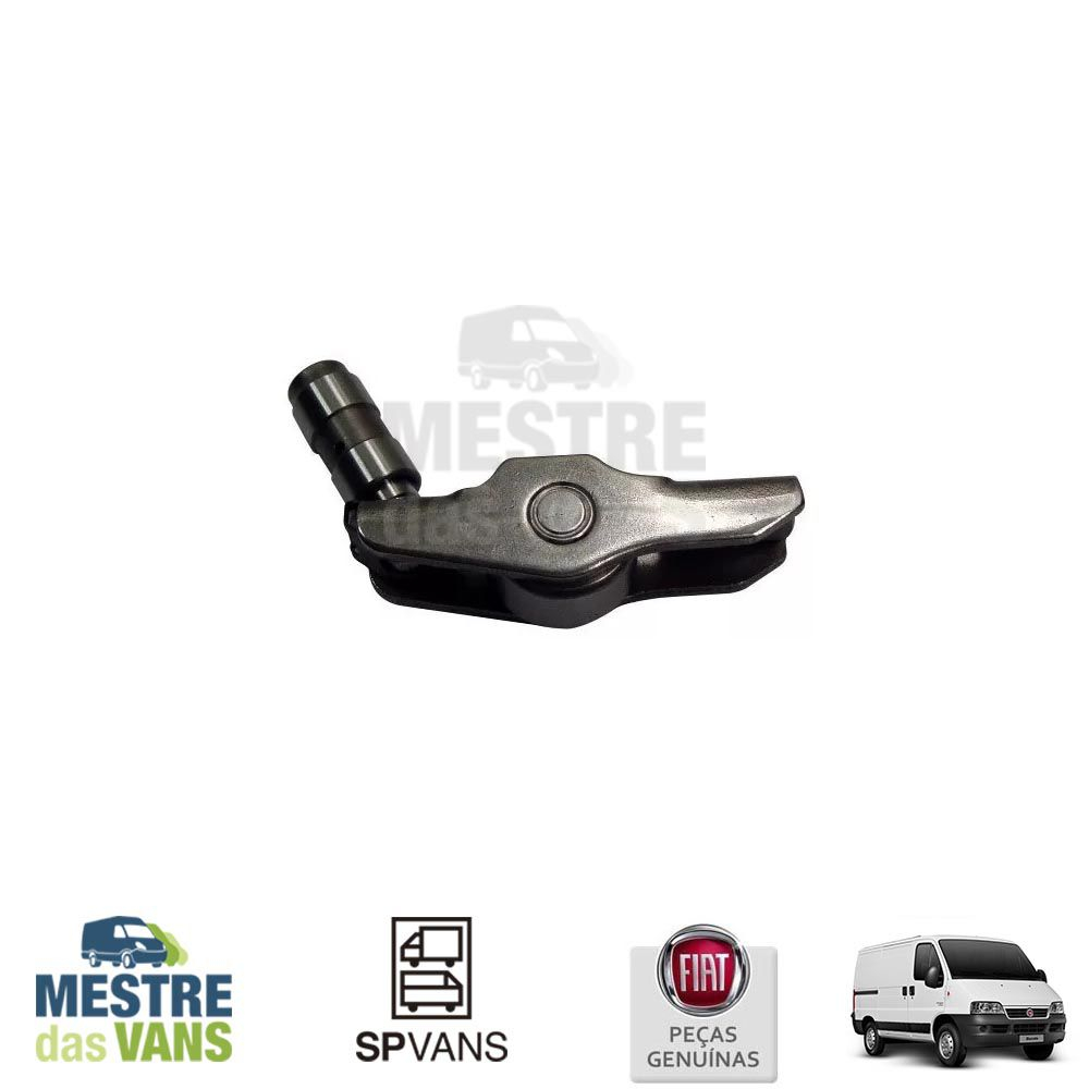 Kit 16 Balancins c/ tucho Ducato / Boxer / Jumper 2.3 / Iveco Daily 08/... Fiat