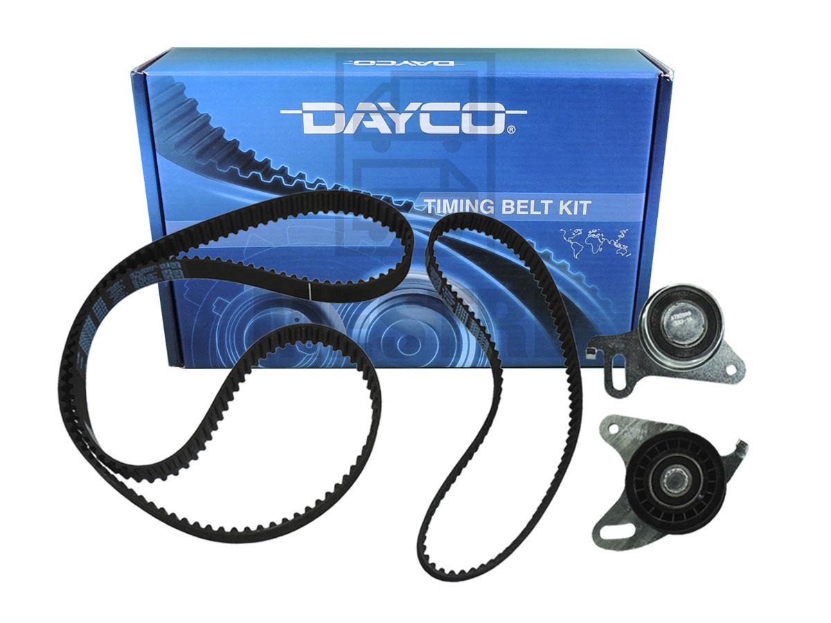Kit correia dentada e tensor HR K2500 H100 L200 Dayco