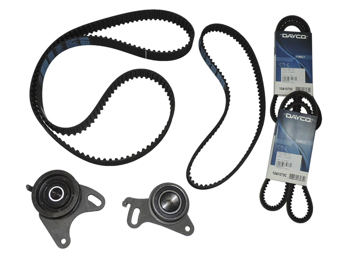 Kit Correia Dentada Tensor Correia Alternador HR K2500 L200