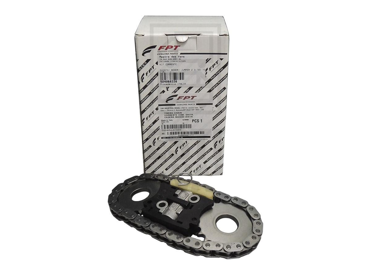 Kit corrente de comando Ducato / Boxer / Jumper 2.3 Original