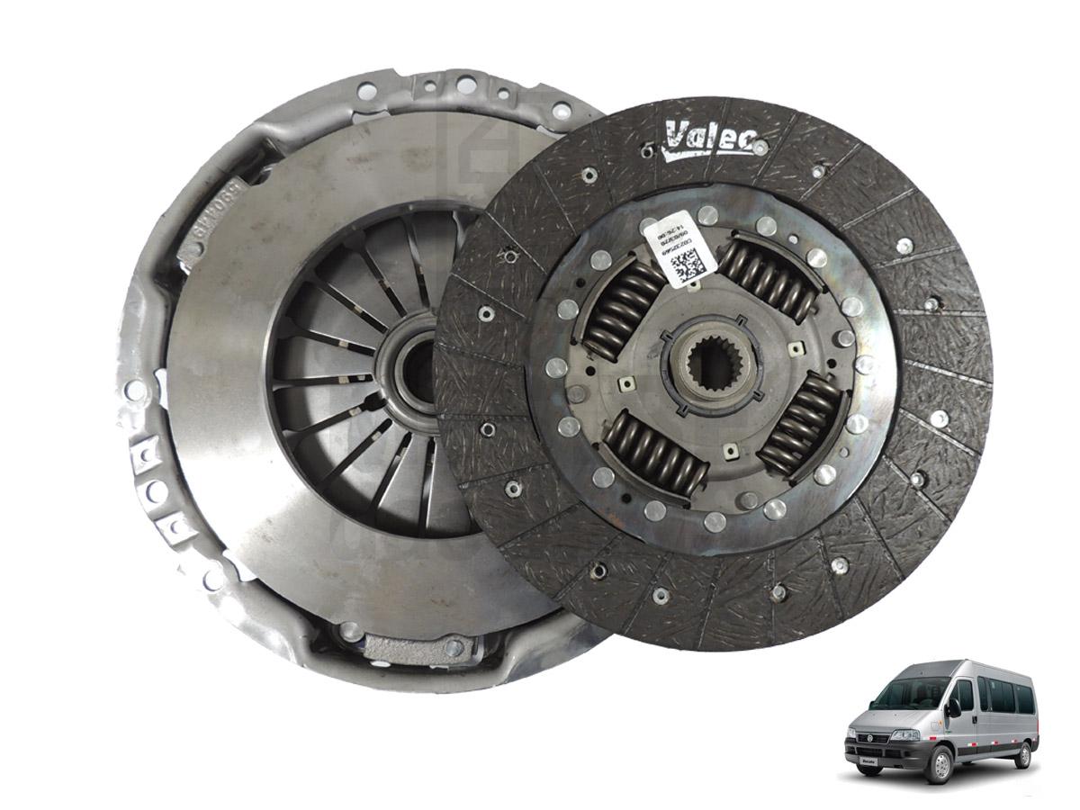 Kit embreagem Ducato/ Boxer/ Jumper 2.8 JTD 06/... Valeo