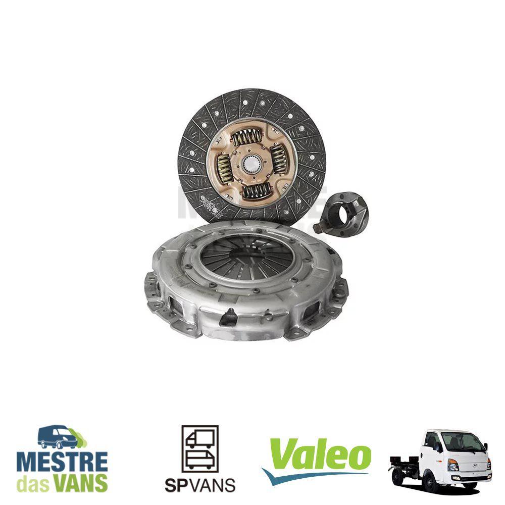 Kit embreagem HR/ K2500 16V 13/... Valeo