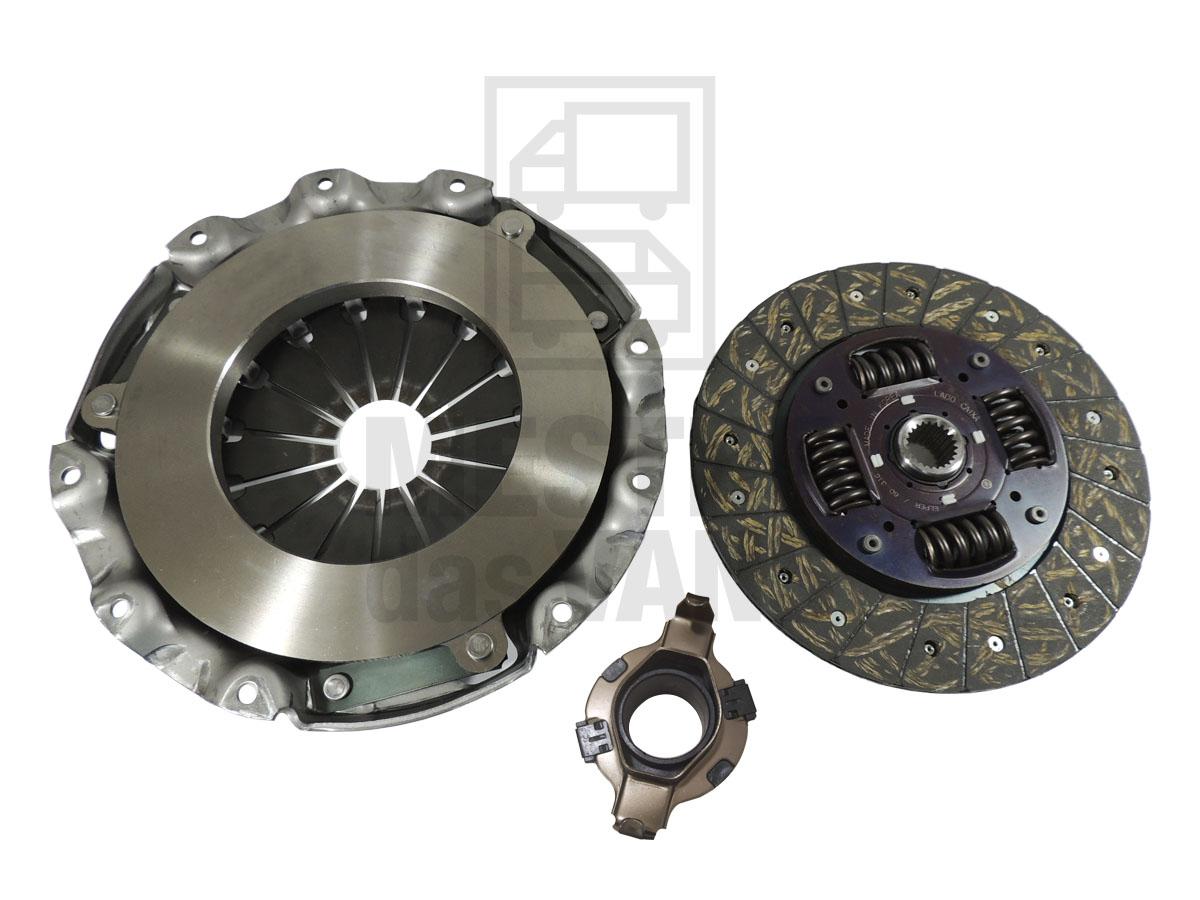 Kit Embreagem Hr K2500 H100 após 2001 Original Montadora