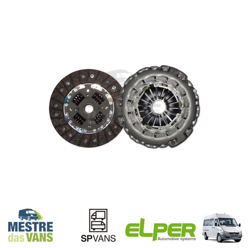 Kit embreagem Sprinter 311/ 313/ 413 .../11 CDI Elper