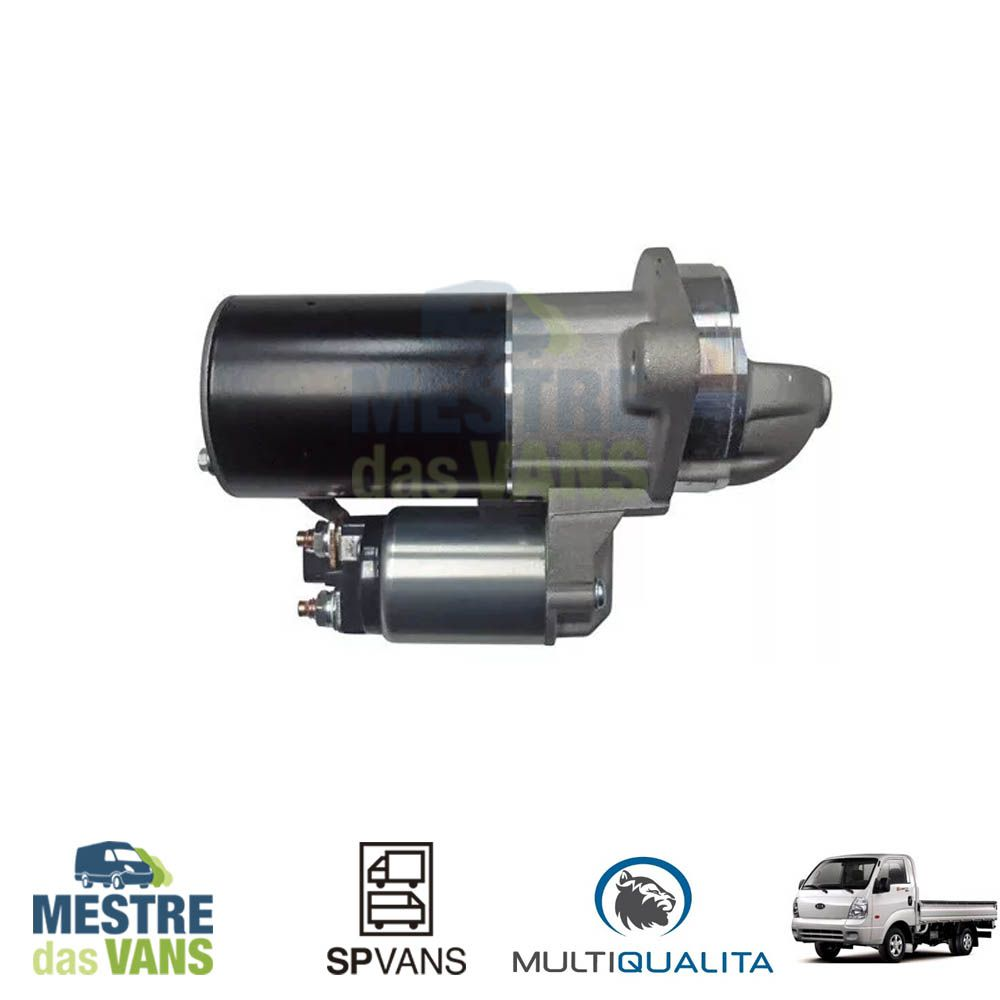 Motor de partida HR / K2500 MultiQualitá