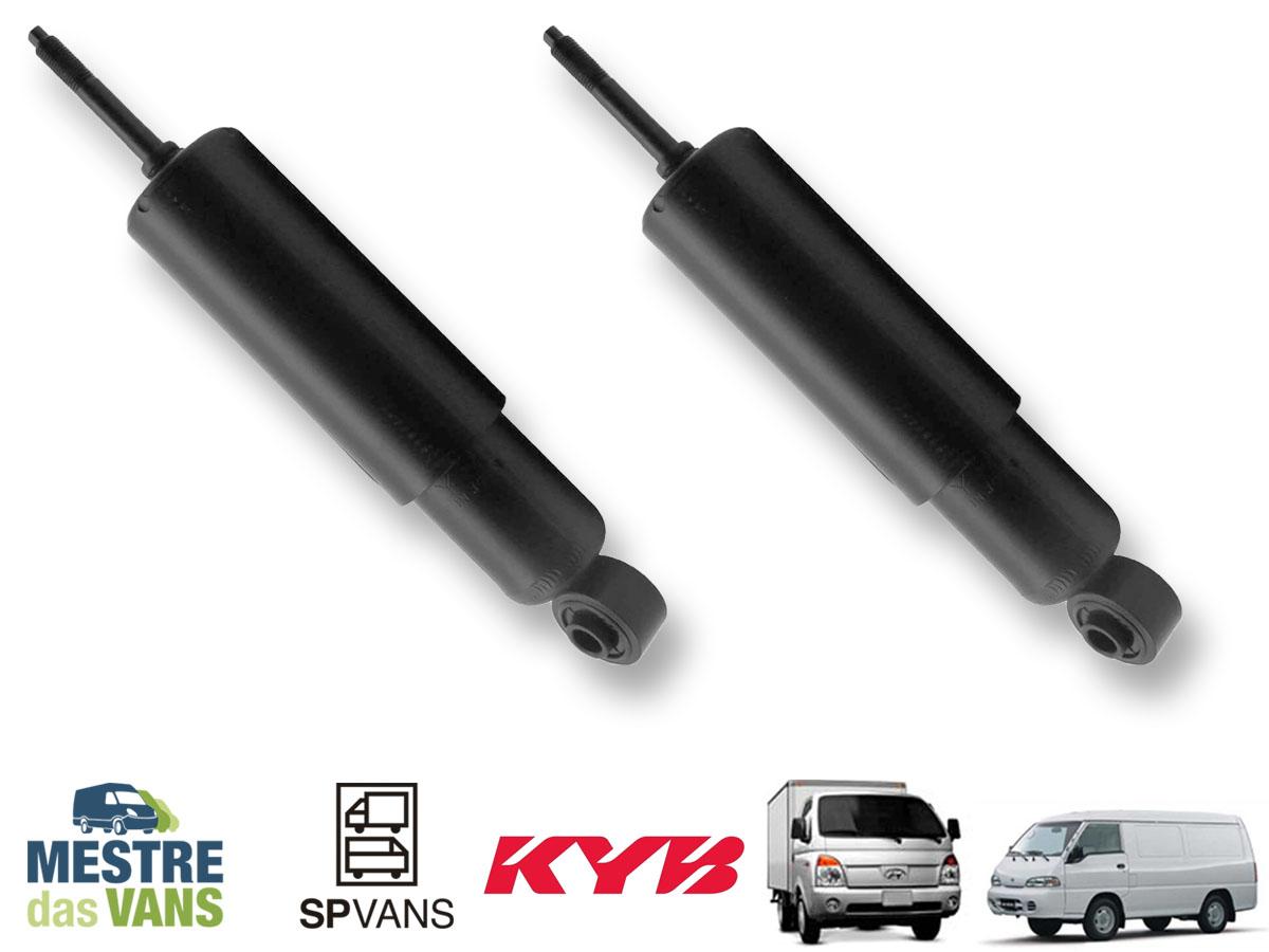 Par Amortecedor Dianteiro Hyundai Hr / H100 Kayaba