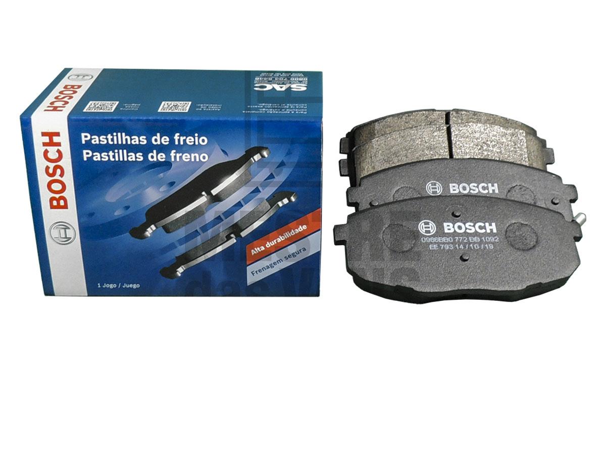 Pastilha Freio Dianteira i30 Cerato 2009 a 2013 Bosch