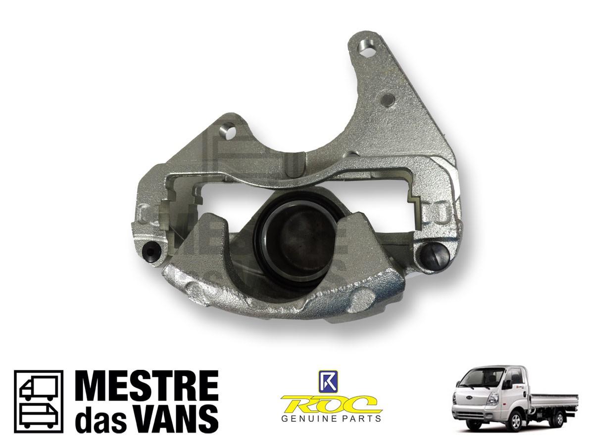 Pinça de freio Lado Esquerdo K2500 até 2012 / K2700 / Topic