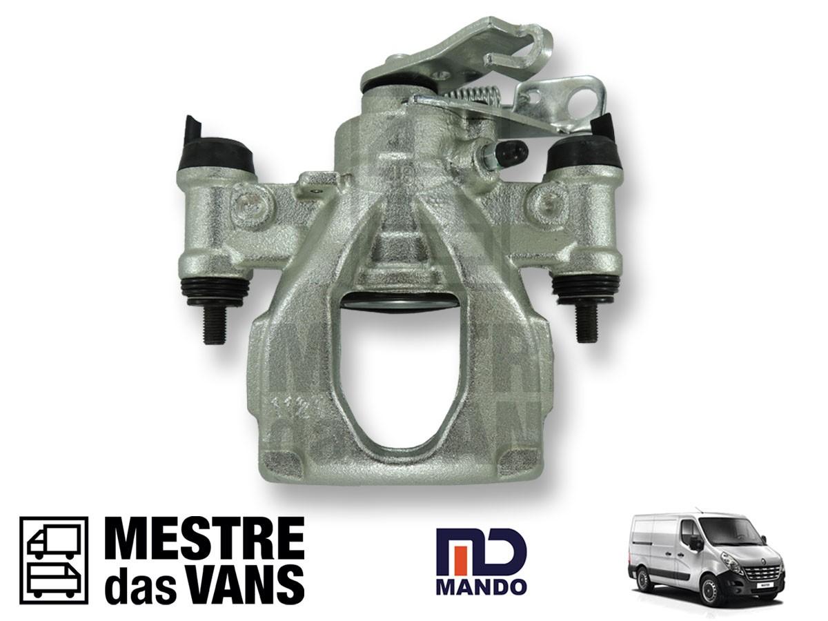 Pinça de freio Traseira Direita Renault Master 2.3 Mando