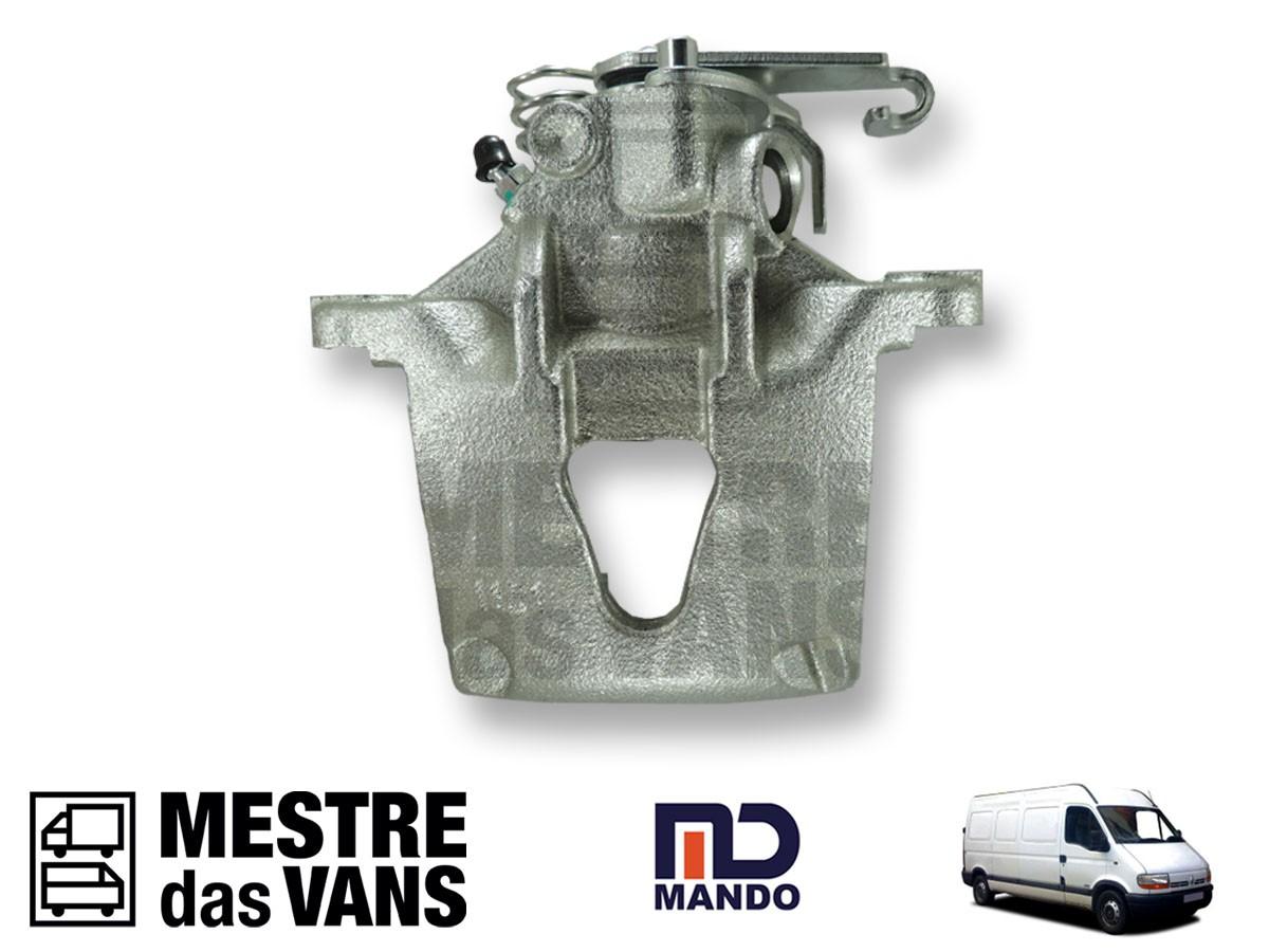 Pinça De Freio traseira direita Renault Master 2.5 Mando