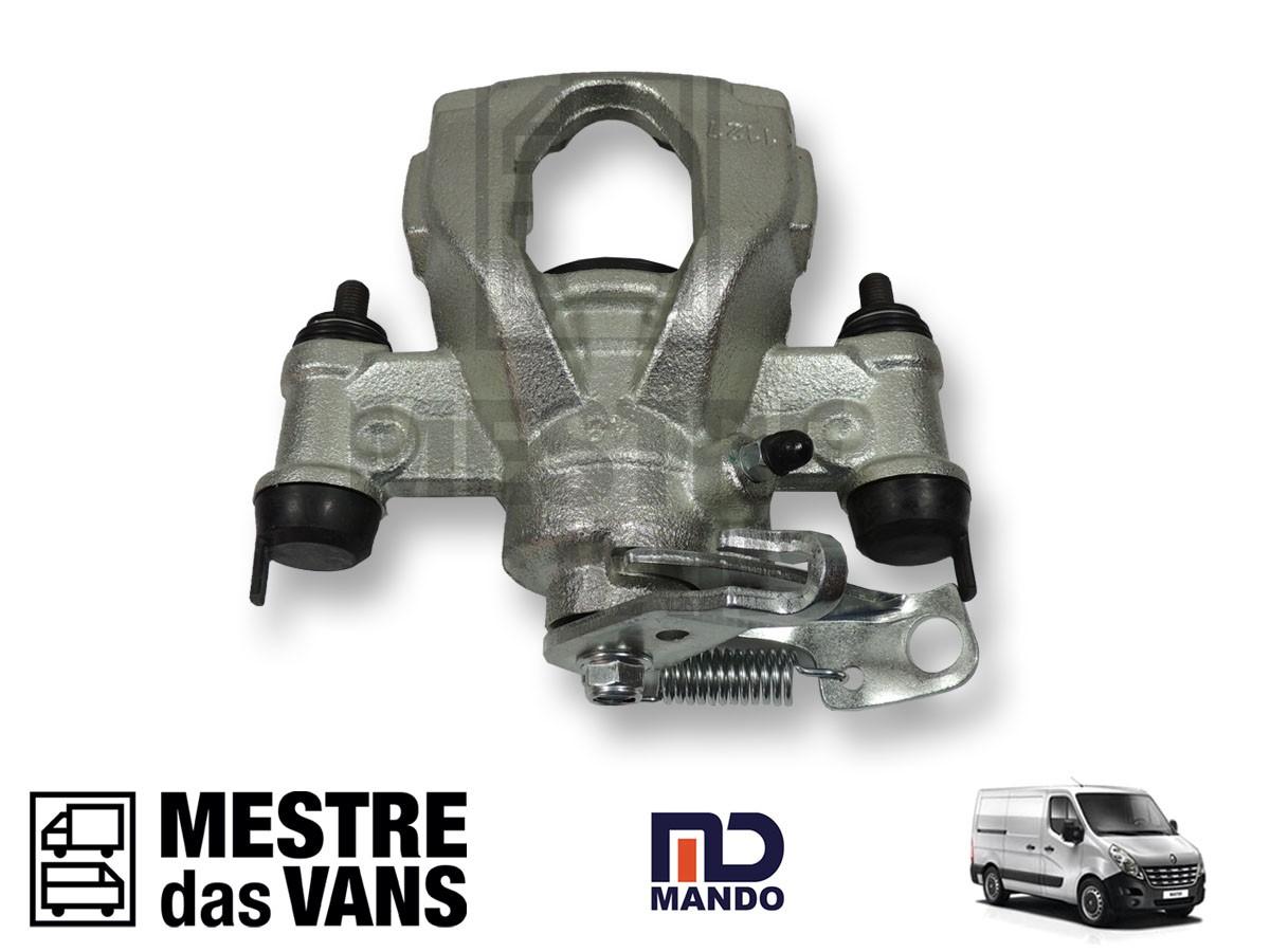 Pinça de freio Traseira Esquerda Renault Master 2.3 Mando