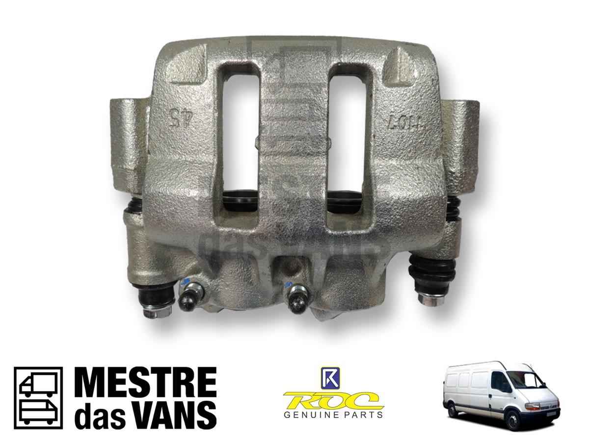 Pinça De Freio traseira Esquerda Renault Master 2.5 Mando