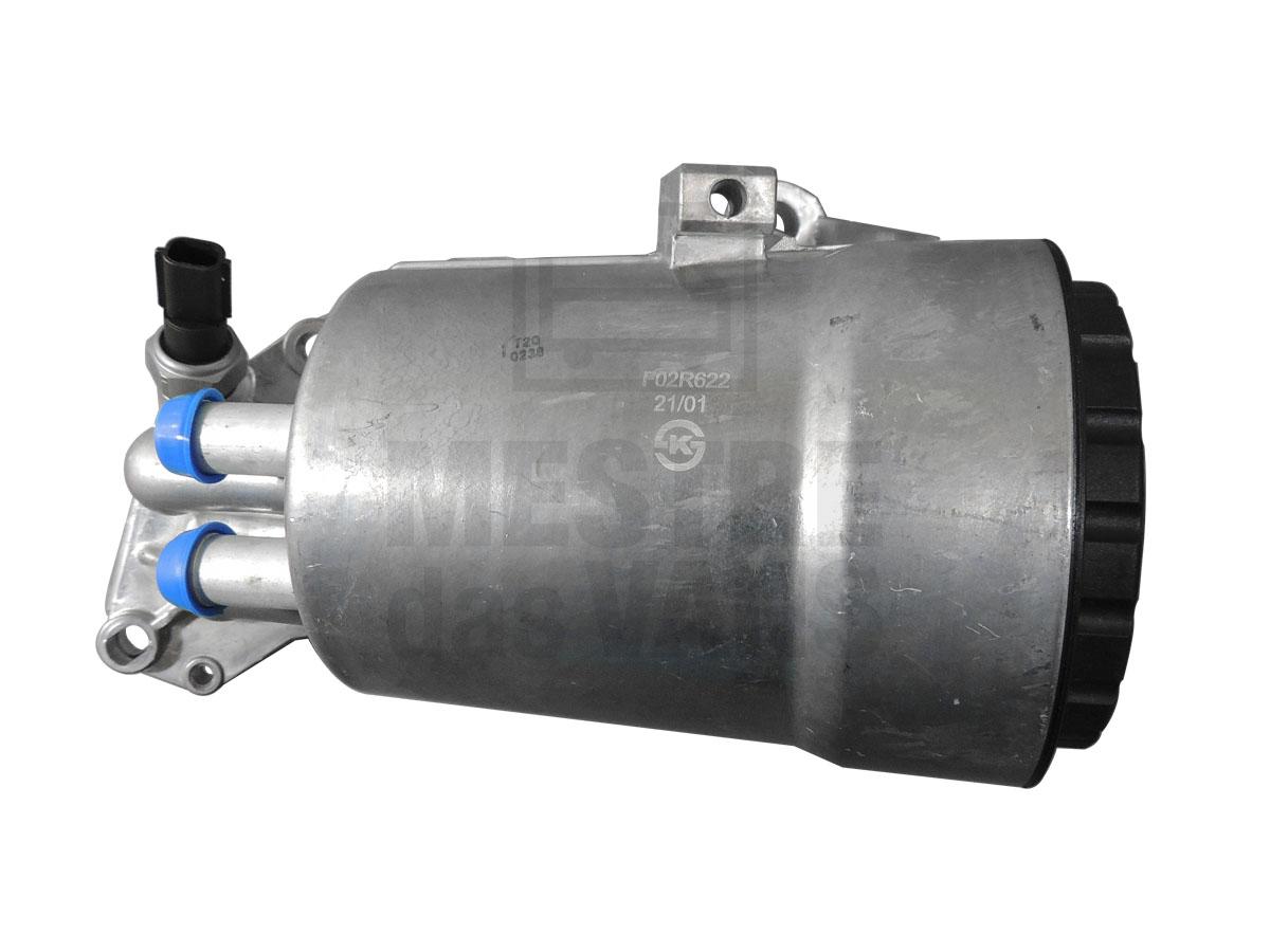 Radiador de óleo Renault Master 2.5 2005 até 2011