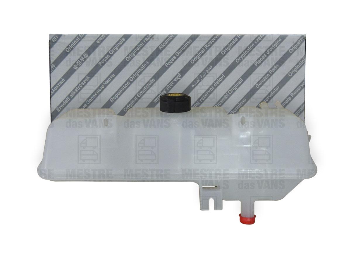 Reservatório água radiador 2 saidas Ducato até 2017 Original