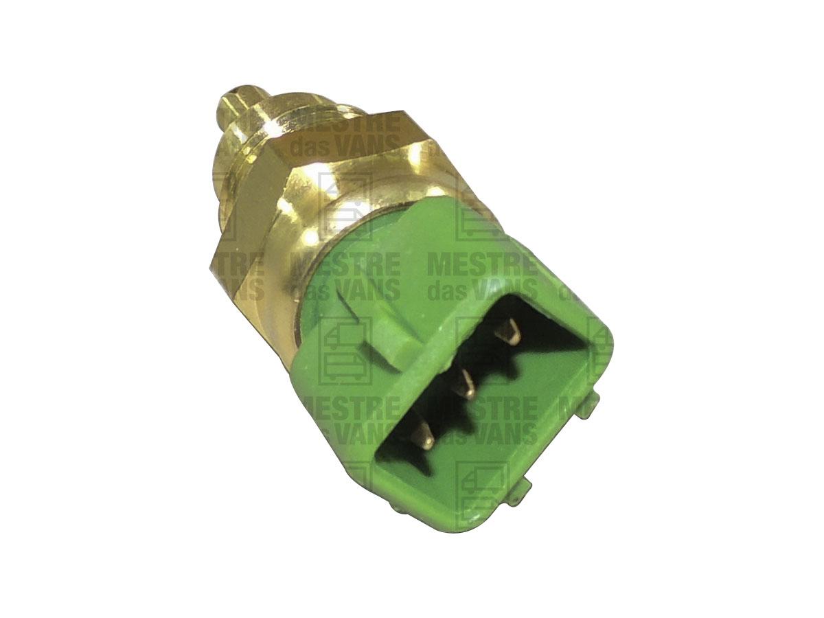 Sensor Agua Temperatura Hyundai Hr Kia Bongo K2500 3 pinos