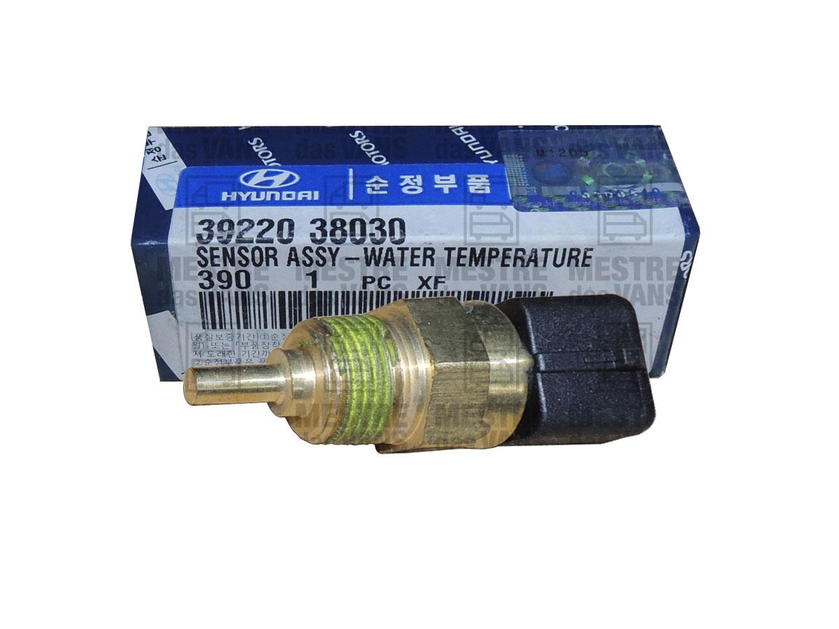 Sensor Temperatura Motor 3 Pinos HR K2500 2.5 16V apos 2013