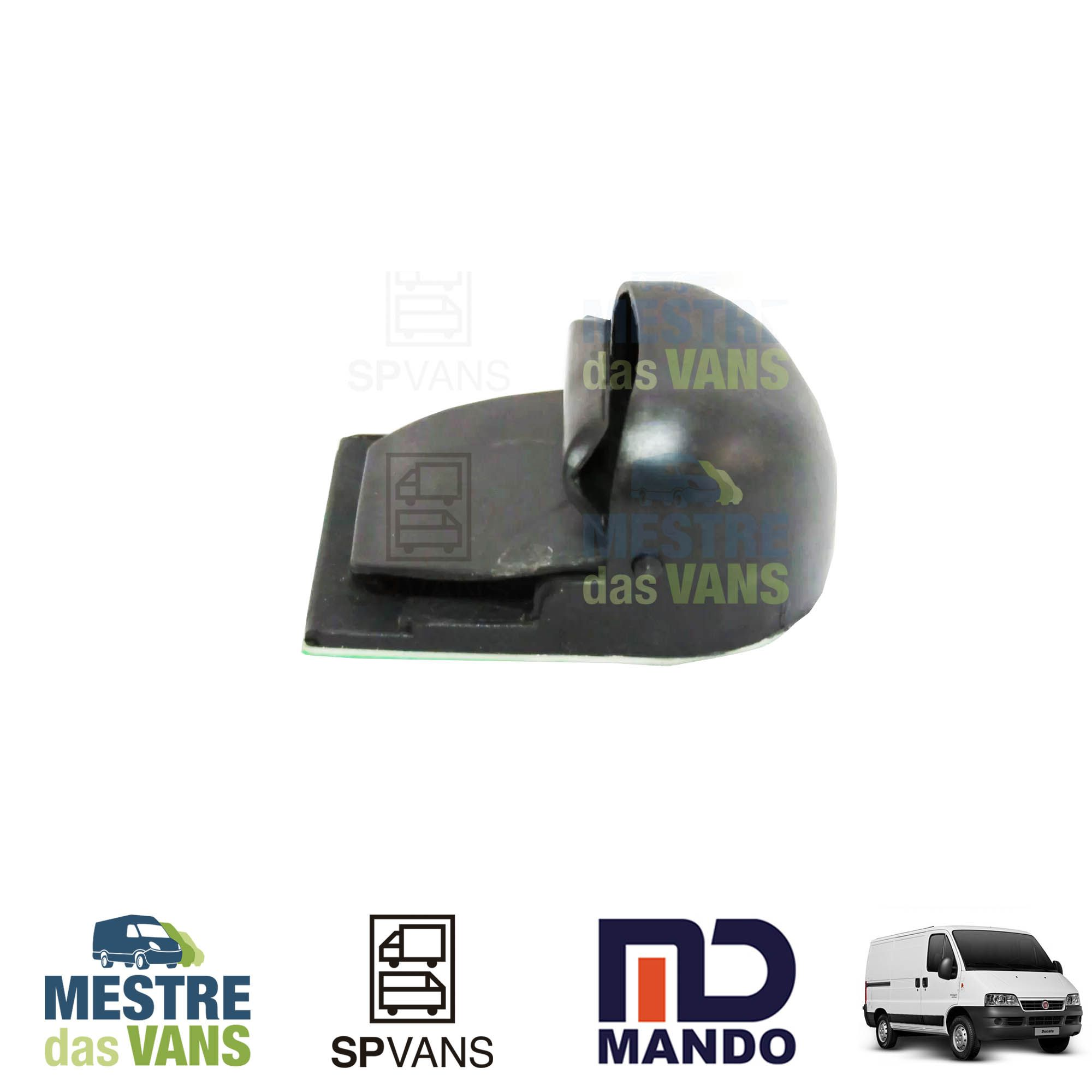 Trava do vidro lateral (baixa) Ducato/ Boxer / Jumper Mando