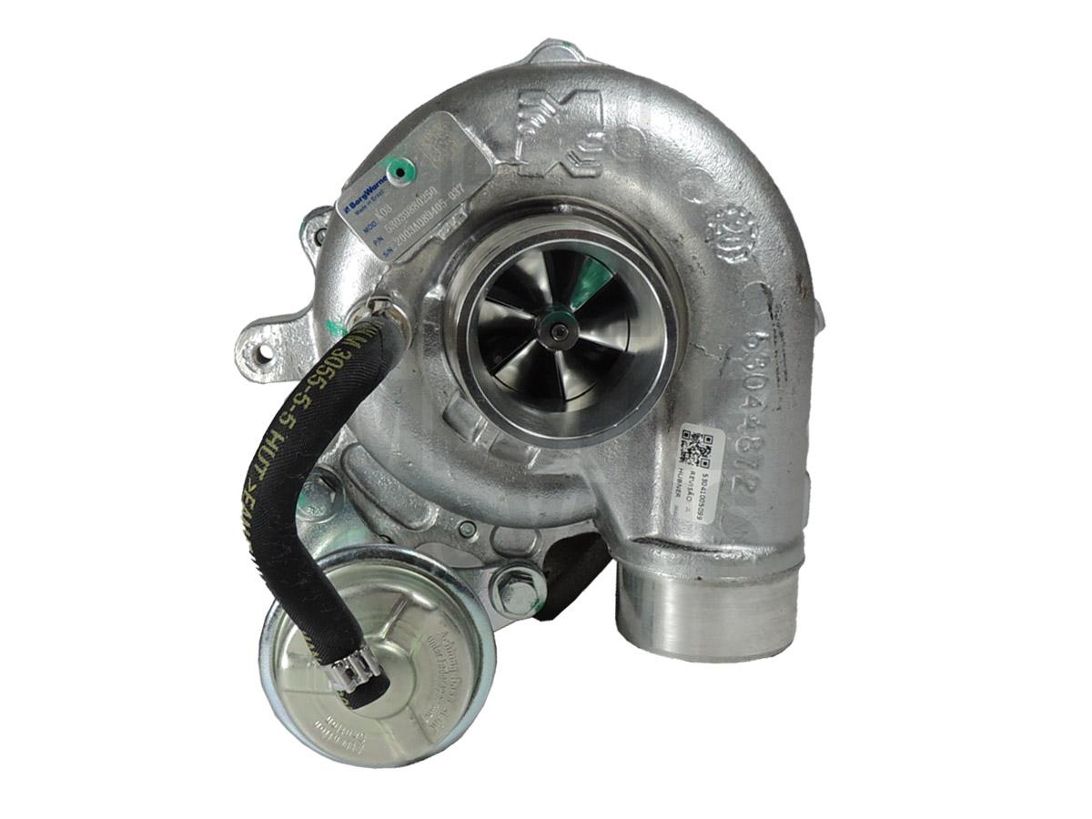 Turbina Motor Completa Ducato Boxer Jumper 2.3 Borgwarner