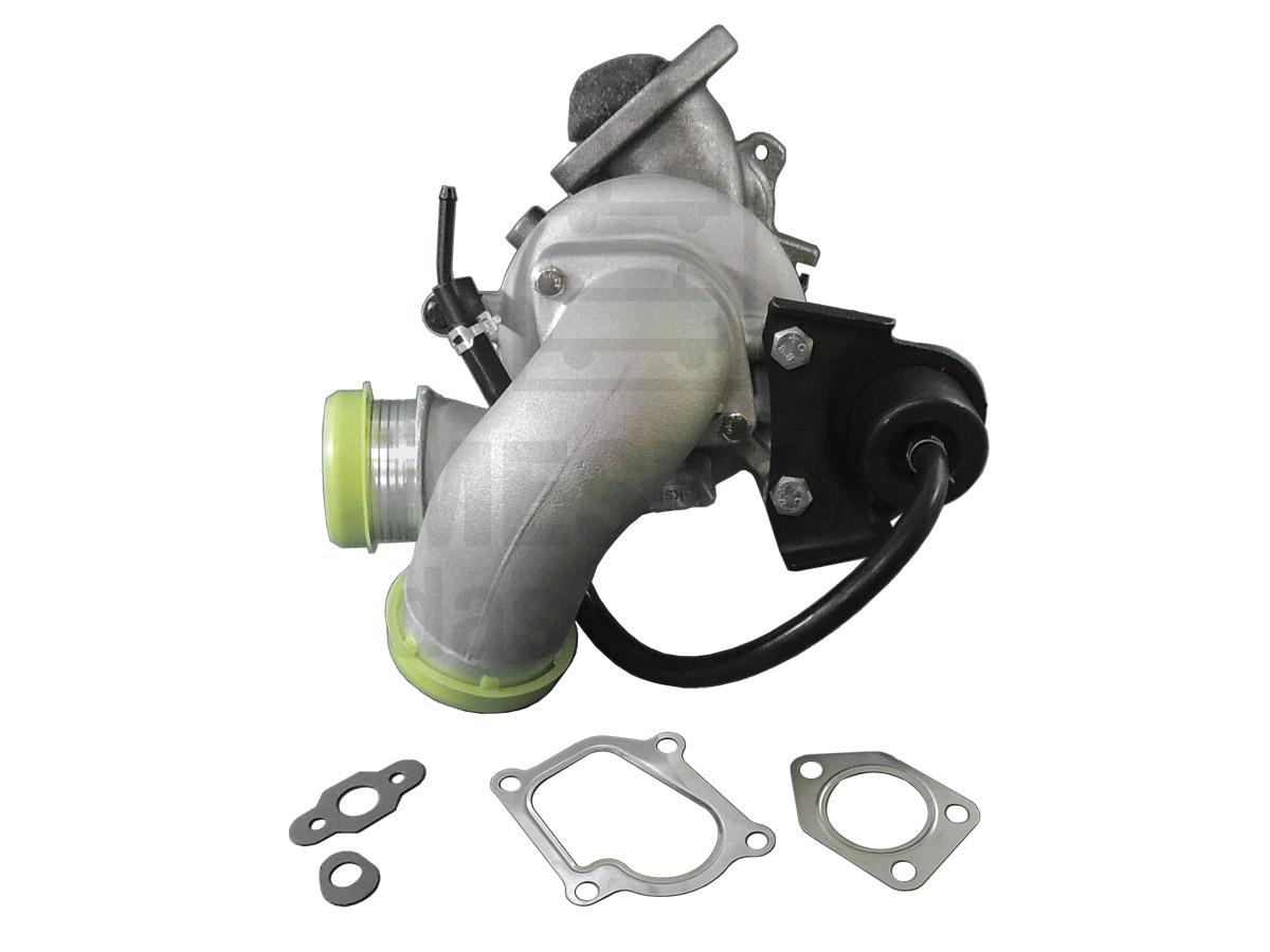 Turbina motor Completa HR Bongo K2500 2.5 16v 2013 em diante