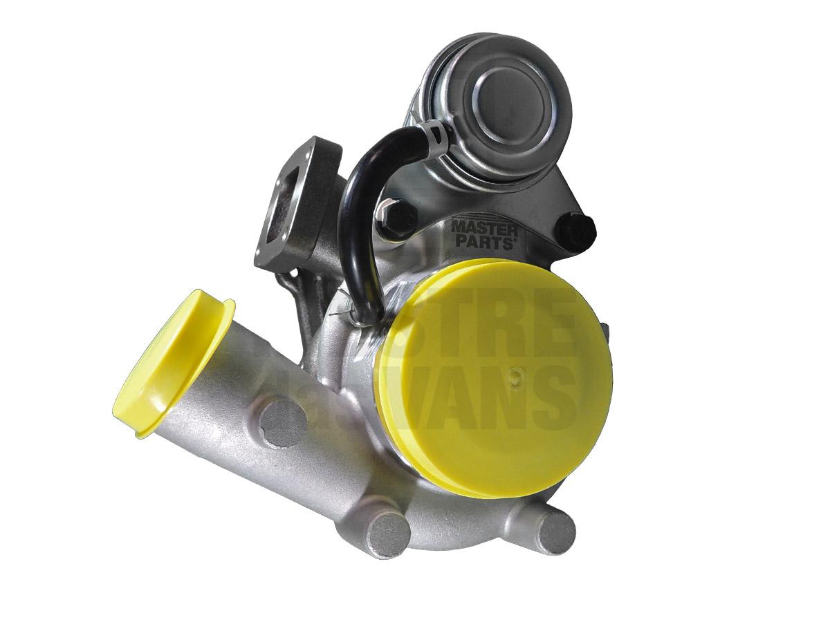 Turbina Motor Completa Iveco Daily 35s14 3.0 2008 até 2011