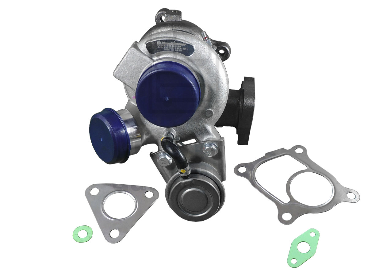 Turbina motor completa L200 Triton Pajero Dakar Borgwarner