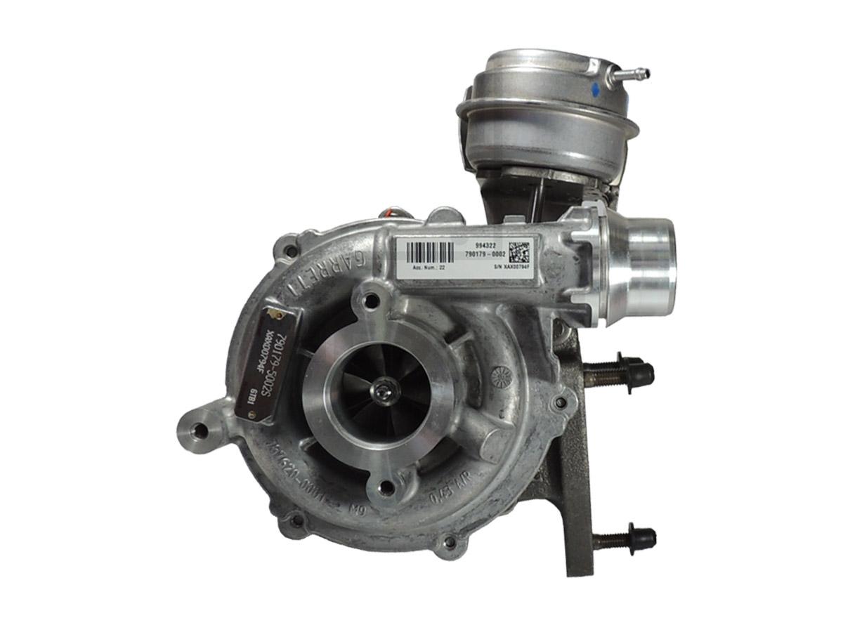 Turbina Motor Completa Master 2.3 2014 em diante Garrett