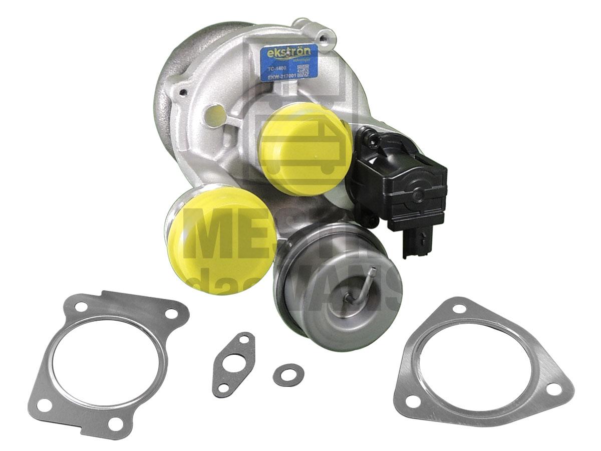Turbina motor completa Mini Cooper 1.6 S R55 R56 R57