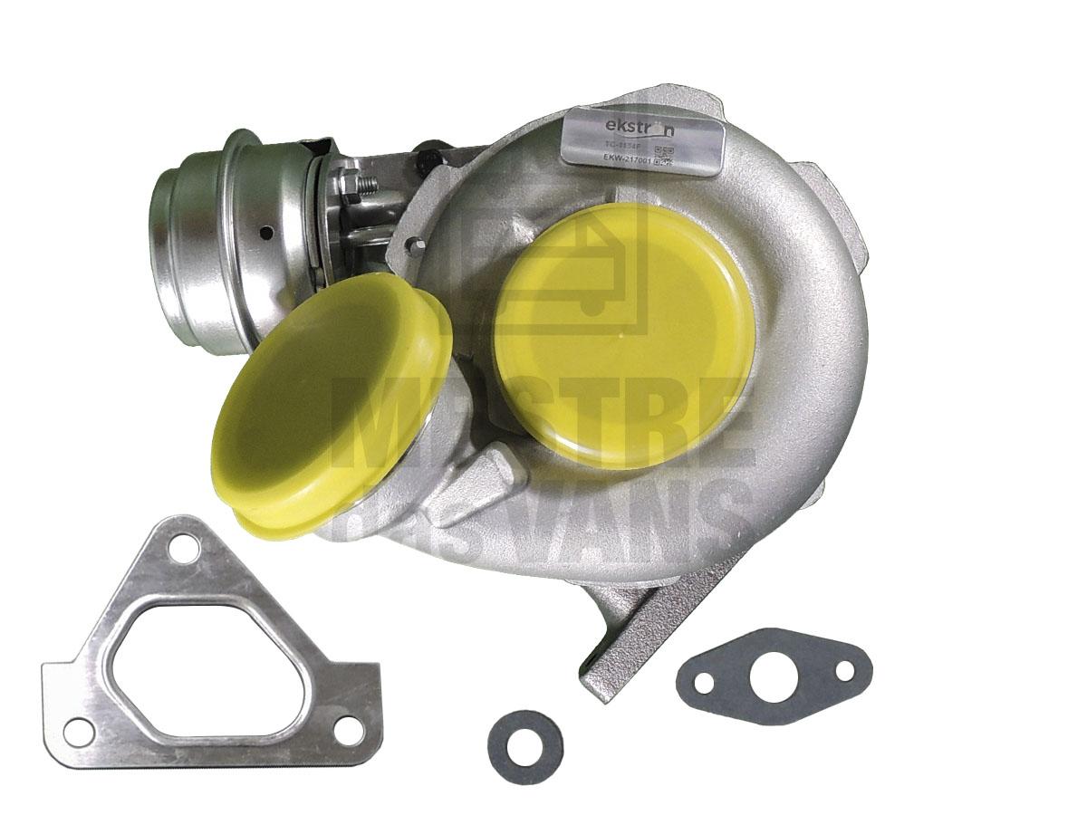 Turbina Motor Completa Sprinter 311 313 411 413 até 2011