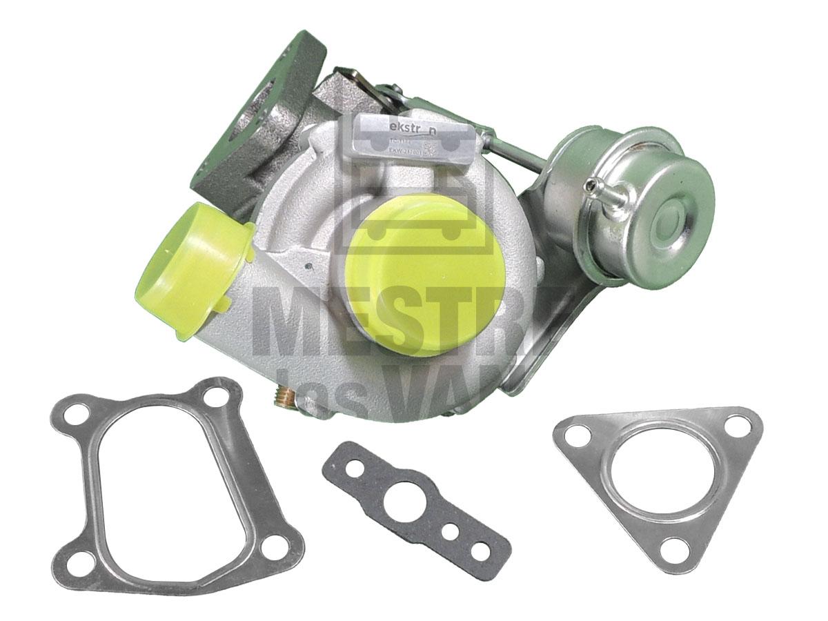 Turbina motor completa VW Gol Parati 1.0 16v 2000 até 2003