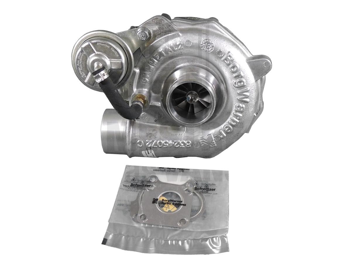 Turbina Motor Ducato 2.8 JTD Borgwarner 2006 até 2009