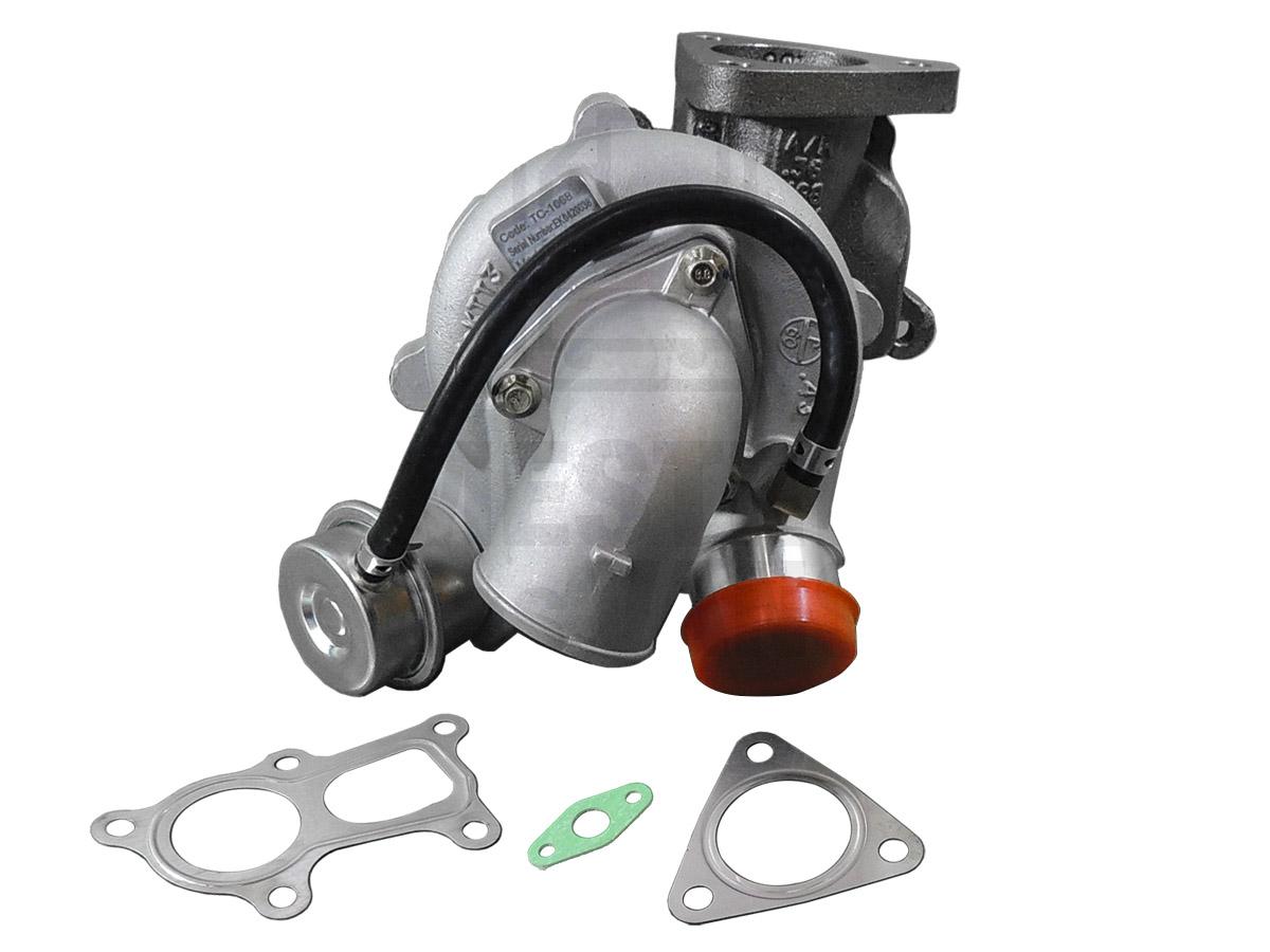 Turbina motor Hyundai HR Kia Bongo 2.5 8v até 2012