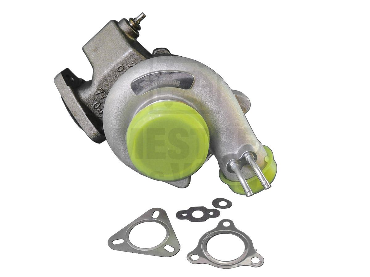 Turbina motor L200 1993 até 2003 Terracan 2.5 Galloper 2.5