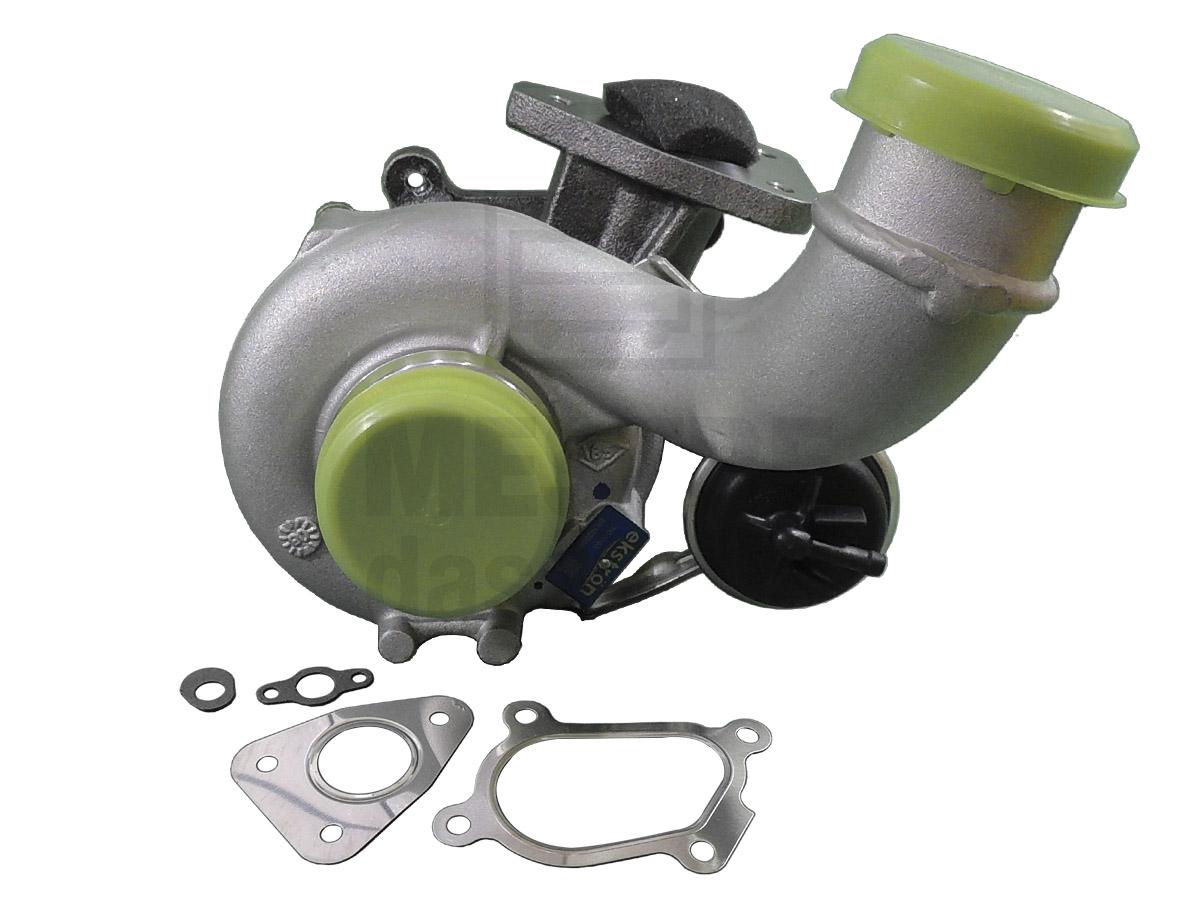 Turbina Motor Renault Master 2.5 16v 2005 até 2011