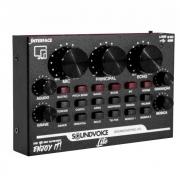 Interface de Áudio Soundvoice Lite Soundcasting 300