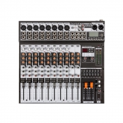 Mesa de Som Analógica Soundcraft SX1202FX USB