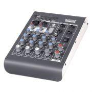 Mesa de Som LL Áudio Nanomix CDX-502R