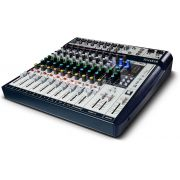 Mesa de som Soundcraft Signature 12