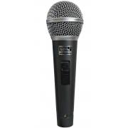 Microfone Dinâmico com Fio JWL BA-58S