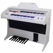 Órgão Harmonia HS-200 Kids Branco