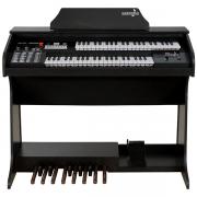 Órgão Harmonia HS-45 Preto Fosco - TX