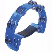 Pandeirola Meia Lua Torelli TP-315 Azul