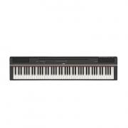 Piano Digital Portátil Yamaha P125B Preto