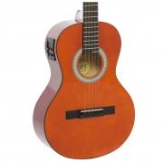 Viola Eletroacústica Giannini VS-14 EQ Natural Satin