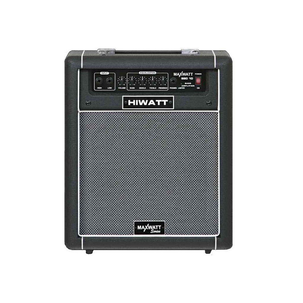 Amplificador Hiwatt Baixo Maxwatt Re B20/10