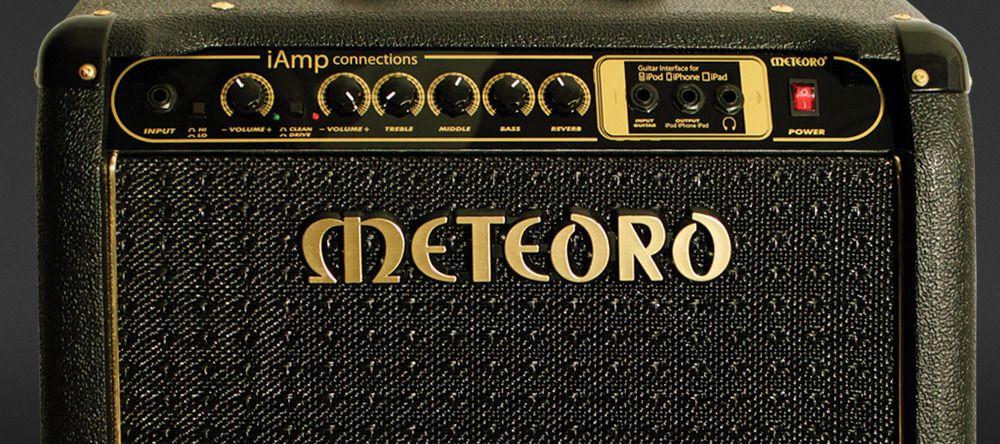 Amplificador Meteoro Guitarra iAmp