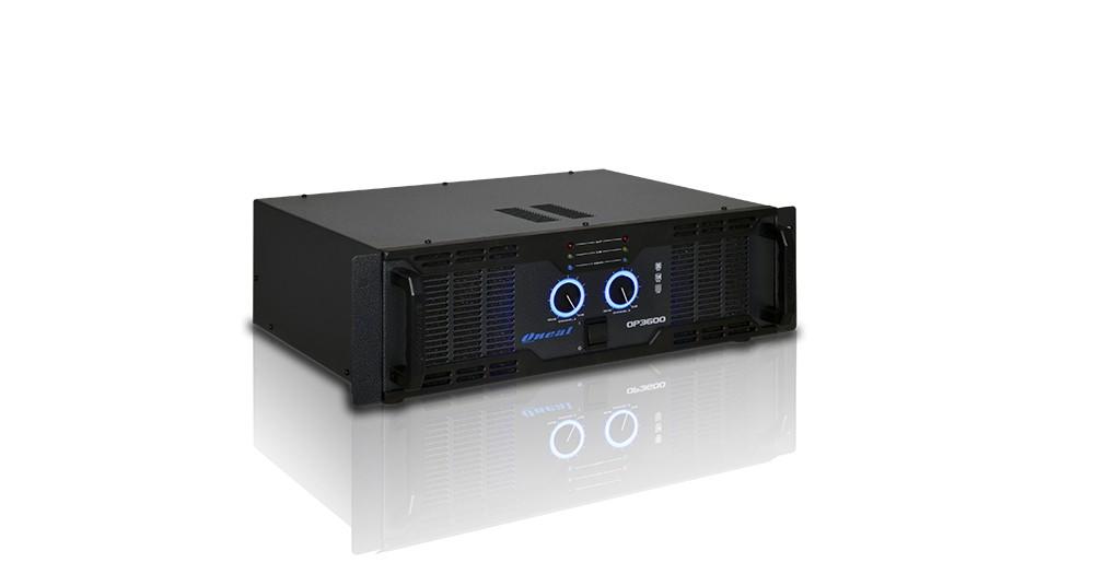 Amplificador Potência Oneal OP-3600 1400W